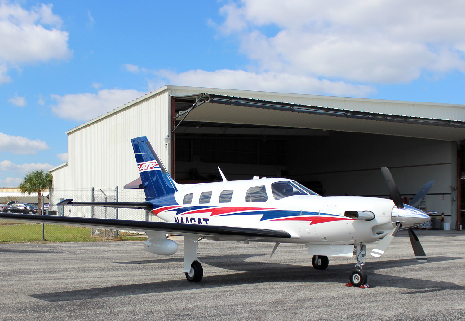 Pilotjobs Atp Takes Delivery Of First Piper Meridian For Turbine